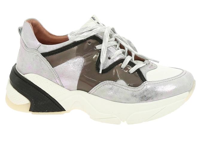 f4aa38be Серебристые женские кроссовки Mjus 766101 bianco. mjus обувь купить ...