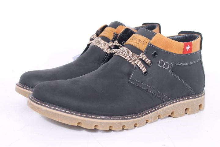 мужские полуботинки на шнурках фото